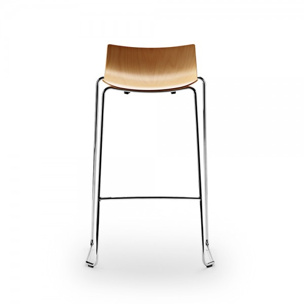 Taburete BA004T/BA005T Preludia Bar. Carl Hansen and Son