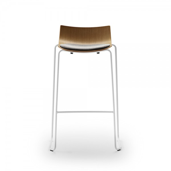 Taburete BA004S/BA005S Preludia Bar. Carl Hansen and Son