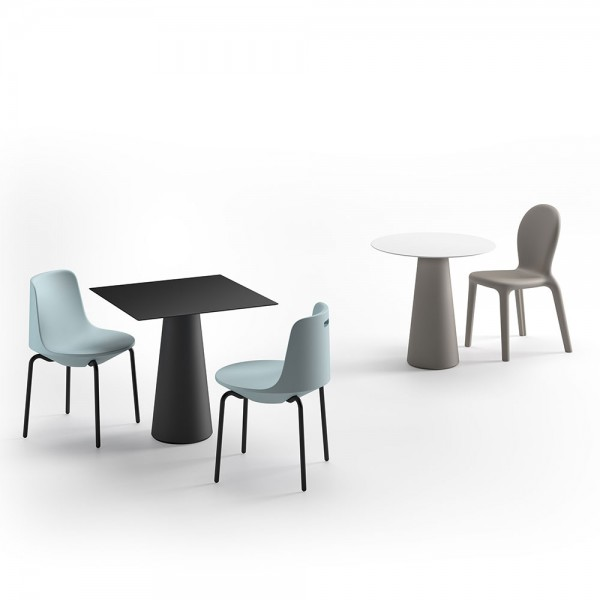 Mesa Fura Dining. Plust Collection