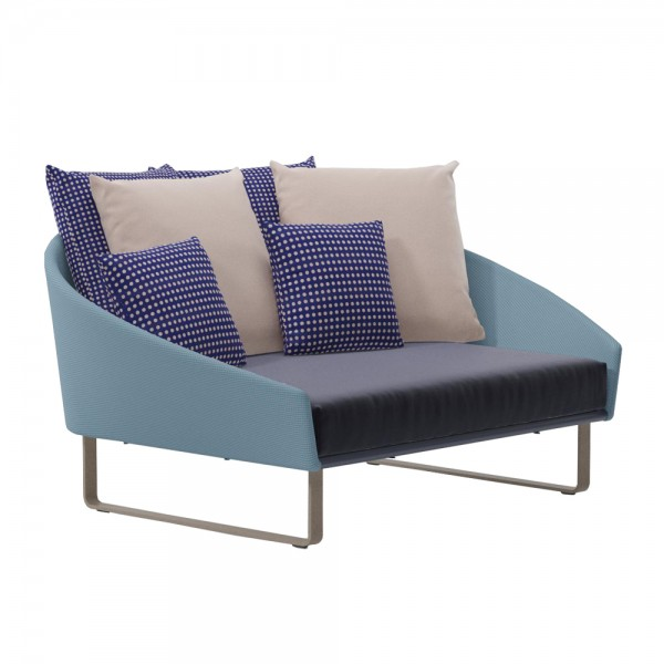 Daybed Aluminio Parallels Bitta. Kettal