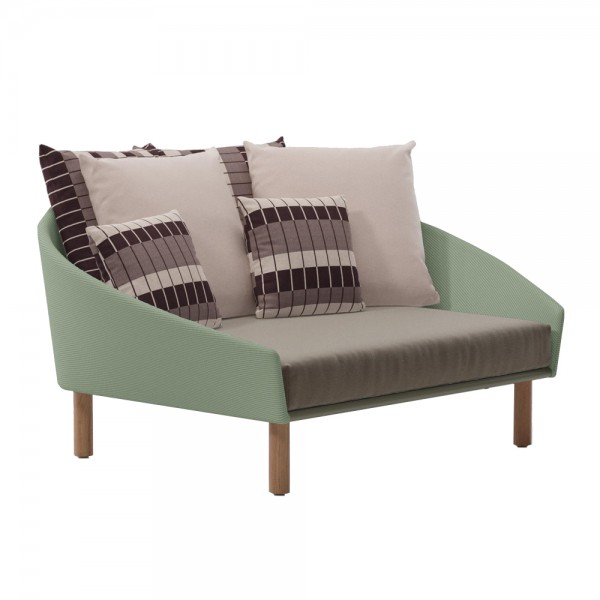 Daybed Teca Parallels Bitta Kettal