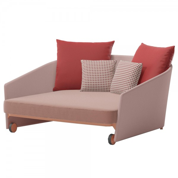 Daybed Parallels Bitta Lounge. Kettal