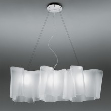 Logico suspension 3 in linea. Artemide