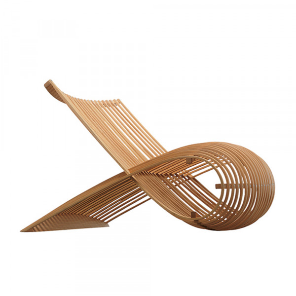 Butaca Wooden chair Cappellini