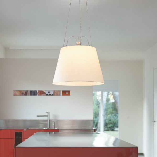 Tolomeo Mega suspension. Artemide