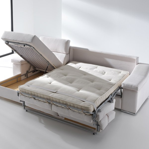 Sof cama 2 plazas chaise longue londres de es for Cheslong dos plazas