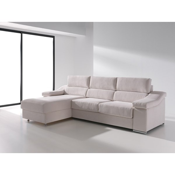 Sof cama 2 plazas chaise longue londres de es for Sofa cama rebajas