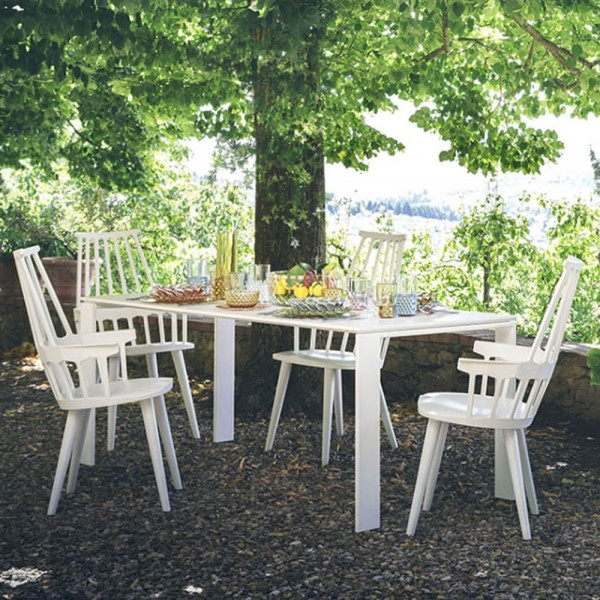 Mesa Four Outdoor Kartell