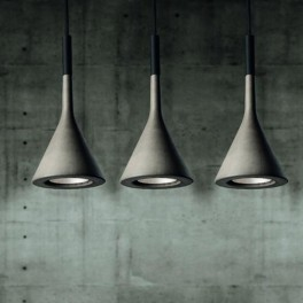 Lámpara suspensión Aplomb. Foscarini