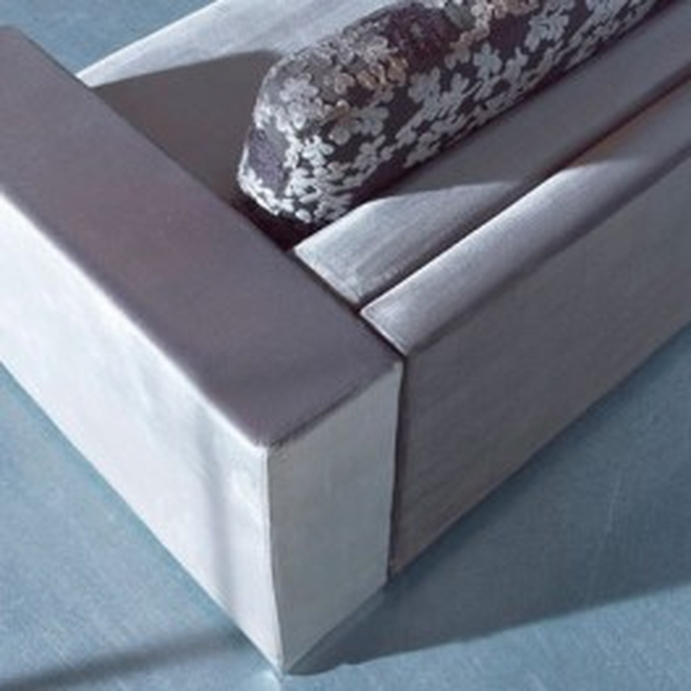 Sofá cama individual Lineal. Goher