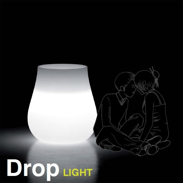 Macetero Drop Light. Plust Collection