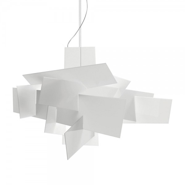Lámpara de suspensión Big bang. Foscarini