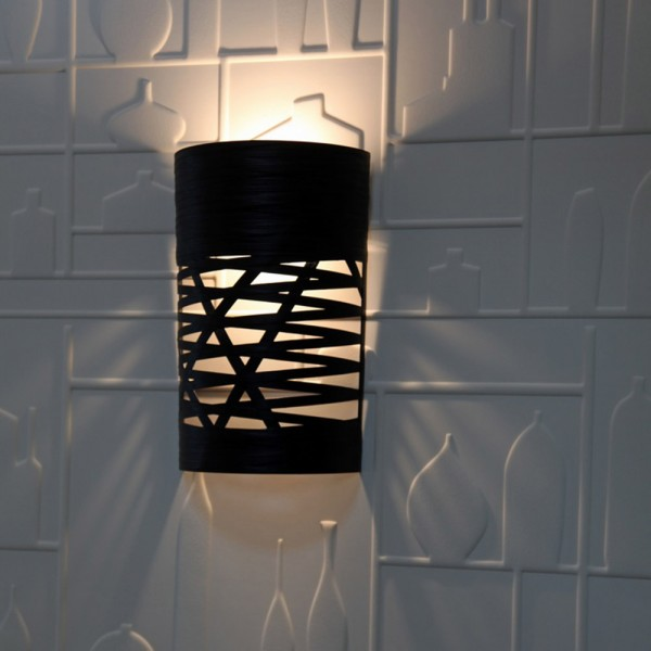 Lámpara de pared Tress. Foscarini