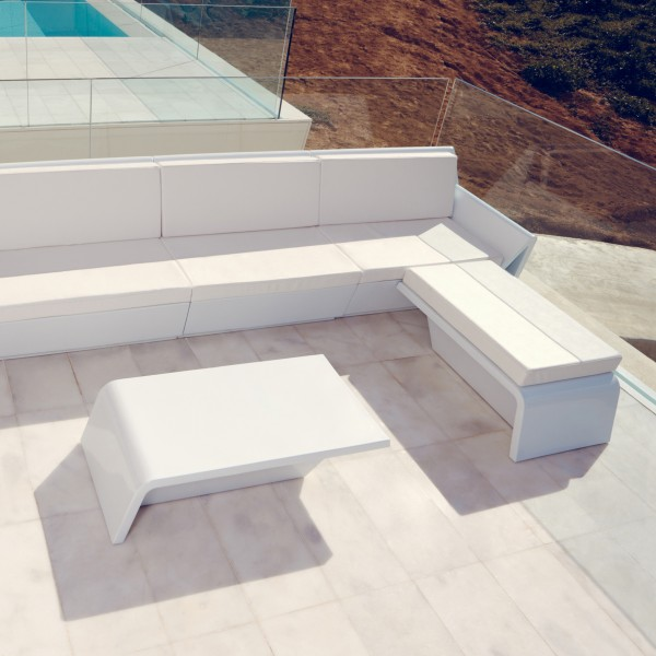 Chaise longue Rest. Vondom