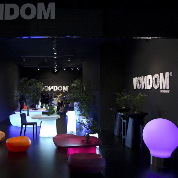 Jardinera Light Moma Low. Vondom