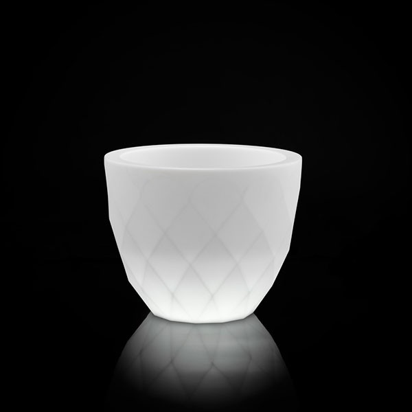 Macetero Light Nano Vases. Vondom