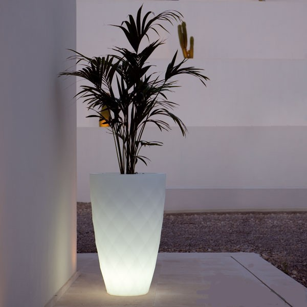 Macetero Light Vases. Vondom