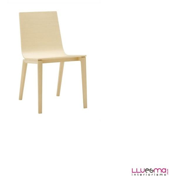 Silla Lineal SI-0760. Andreu World.