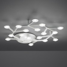 Led net circle ceiling. Artemide