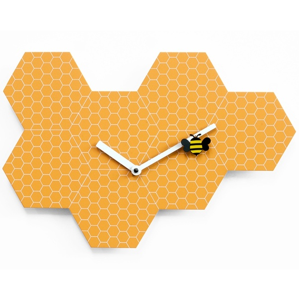 Reloj pared Time2bee. Progetti