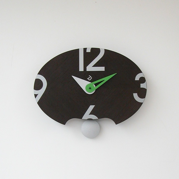 Reloj pared Point. Progetti