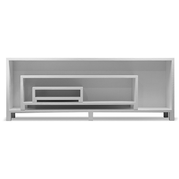 Mueble TV Ora Storage 1. Branca