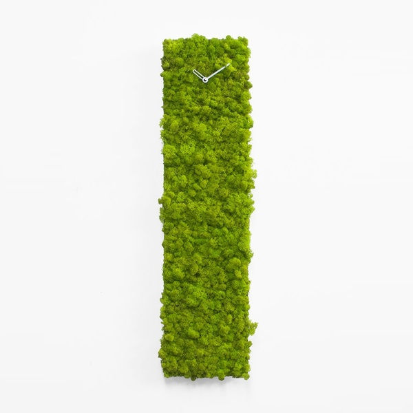 Reloj pared Clock_Circle rectangular. Progetti
