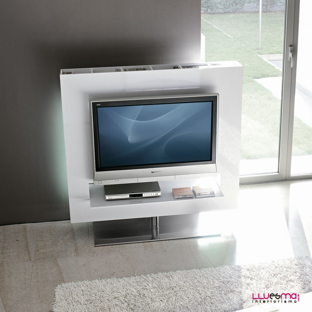 Mueble tv panorama de bonaldo mobiliario de dise o for Muebles television diseno
