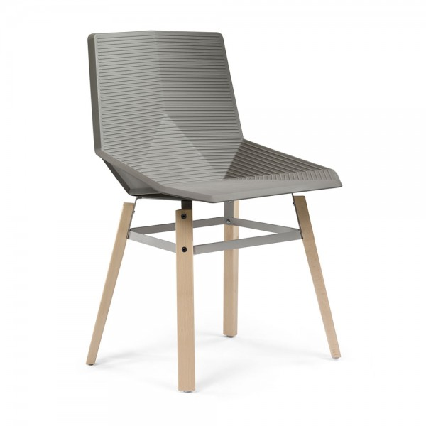 Silla Green eco wood. Mobles 114