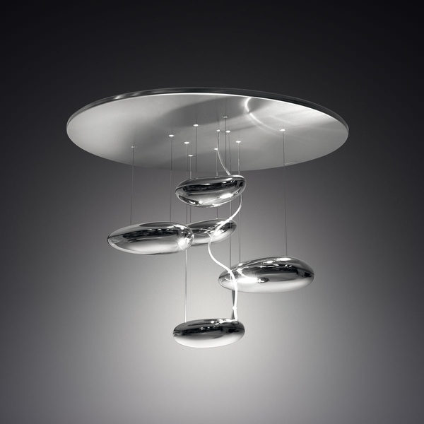 Mercury mini ceiling. Artemide