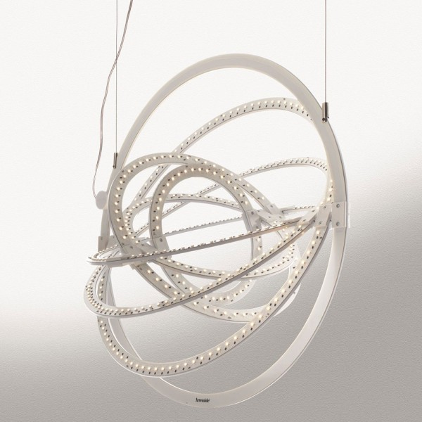 Copernico 500 suspension. Artemide