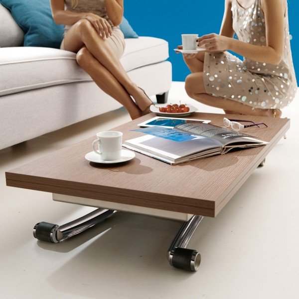 Mesa transformable Mini. Ozzio Design