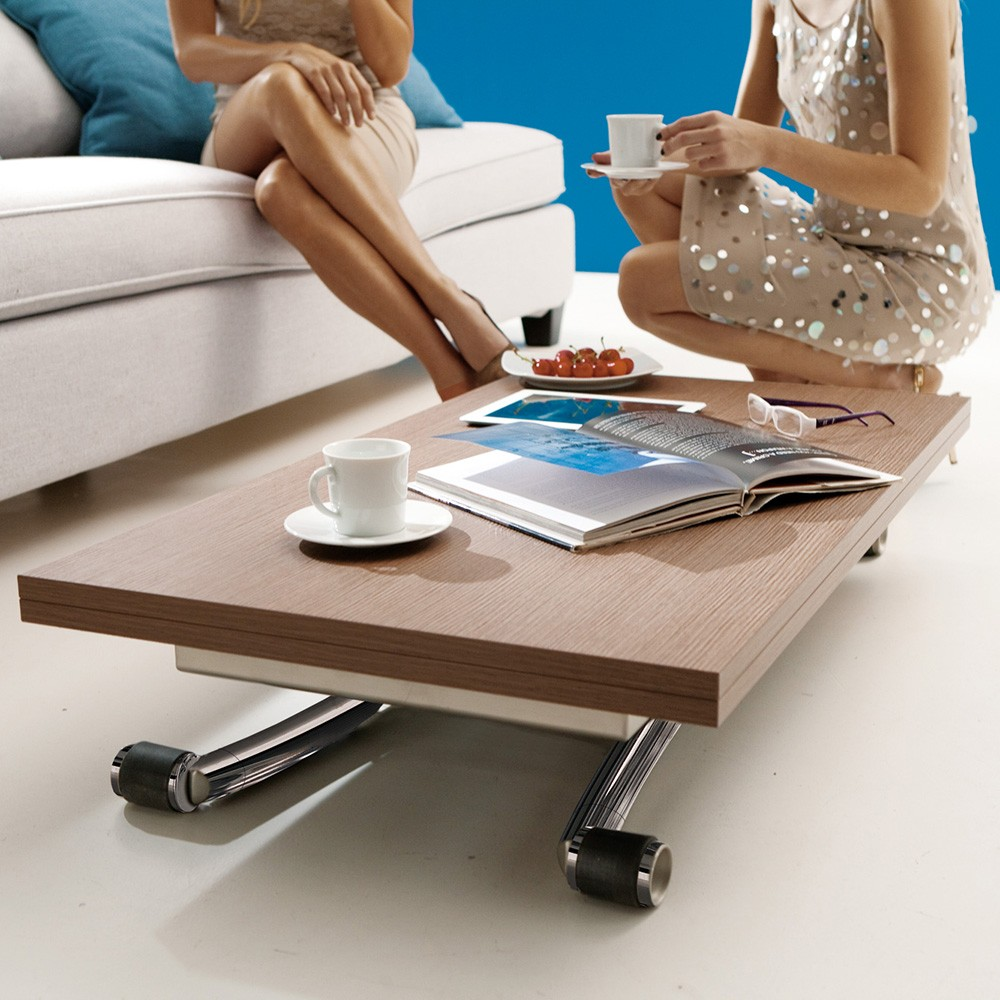 Tavolino Alzabile Multifunzione Mini Ozzio Italia : Mesa transformable mini de ozzio design sillas y mesas