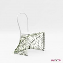 Silla Lazy football. Campeggi