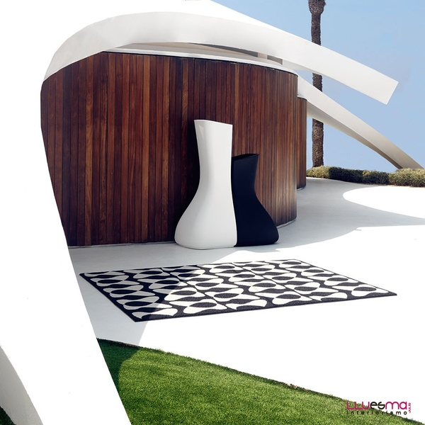 Alfombra exterior You and me. Vondom