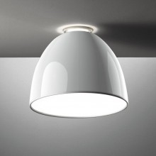 Nur gloss Led ceiling. Artemide