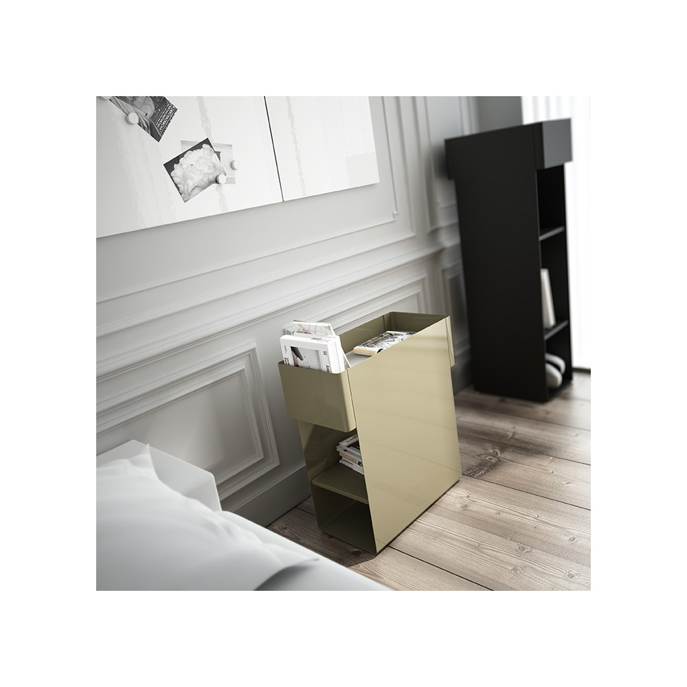 Mueble auxiliar beside office systemtronic de muebles for Muebles oficina diseno