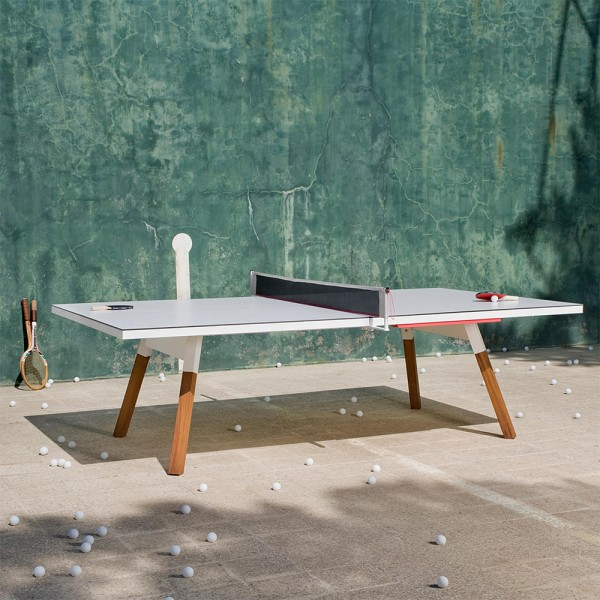 Mesa Ping Pong You and Me outdoor. RS Barcelona