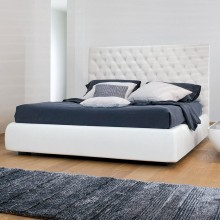 Cama Buttondream. Bonaldo