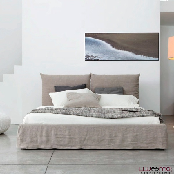 Cama Toolate. Bonaldo