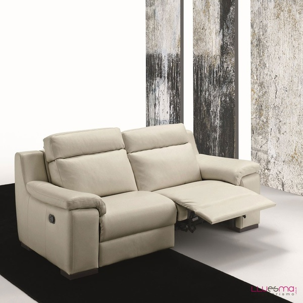 Sofa piel barato sof de piel plazas hawai with sofa piel for Sofa blanco barato