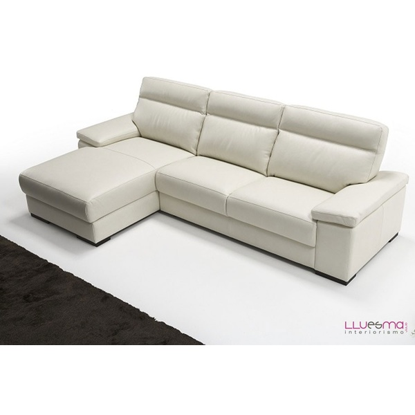 Sofá Merlino 2 plazas + Chaise Longue