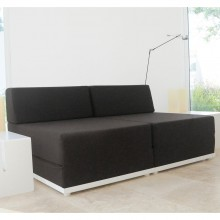 Sofá cama 4 Inside & Out. Radius design