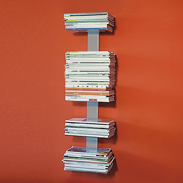 Revistero de pared Booksbaum. Radius design