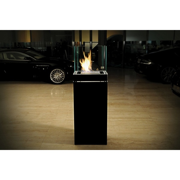 Chimenea bioetanol High Flame. Radius design