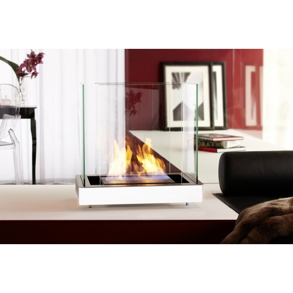 Chimenea bioetanol Top Flame. Radius design