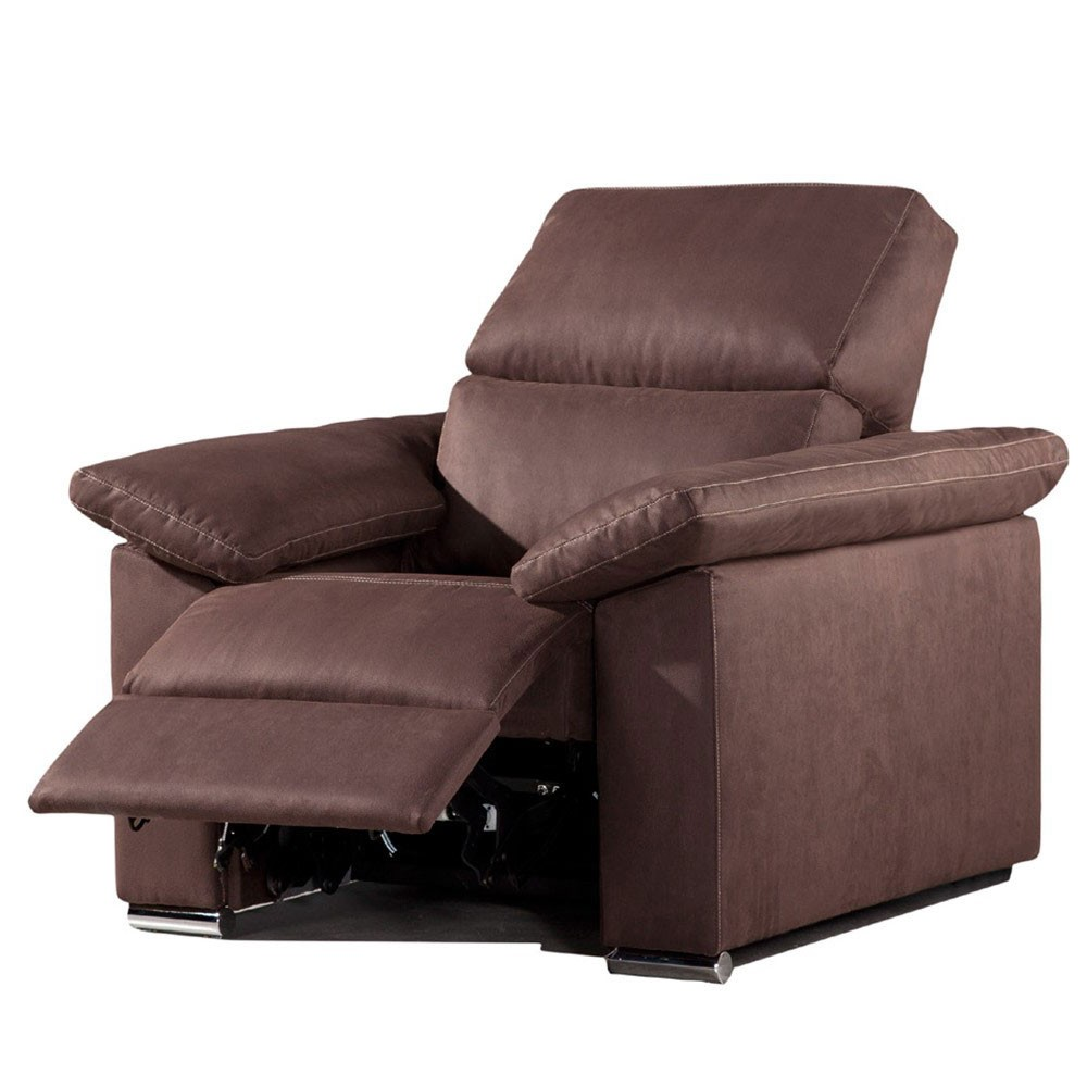 Sill n relax el ctrico mir de gamamobel sof s baratos for Sillon relax barato