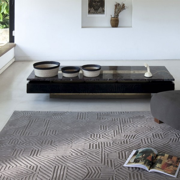 Alfombra Milton Glaser African pattern 1. Nanimarquina