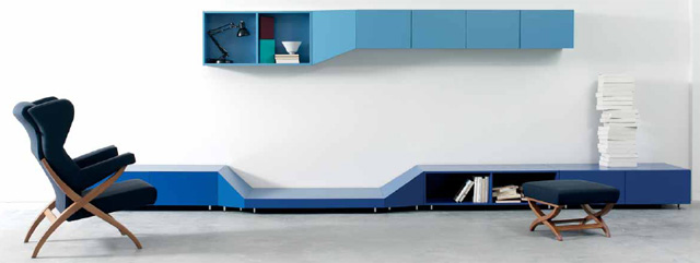 Arflex muebles contempor neos de dise o italiano for Muebles diseno italiano
