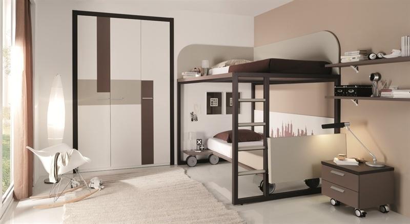Dormitorios modernos juveniles de tobisa muebles for Catalogo de habitaciones juveniles